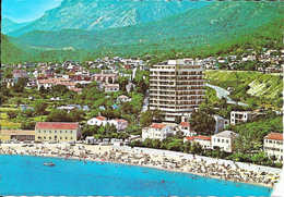 Montenegro, Sutomore, Strand En Hotel, Ca. 1980 - Montenegro