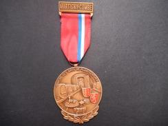 Medaglia Svizzera Martigny-Combe - Marche Des Amis De Plain-Cerisier - ME69 - Gettoni E Medaglie