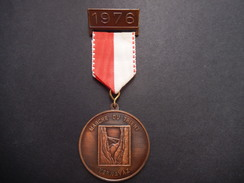 Medaglia Svizzera 1976 - Marche Du Trient, Vernayaz - ME70 - Non Classificati
