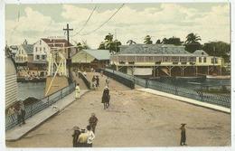 Bélize  - Bridge - Le Pont - Belize