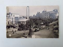 Carte Postale Ancienne : CONSTANTINE : La Place Lamoricière Et Le Casino - Constantine