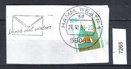 BRD Mi.1406 Stempel Hamm Westf 1