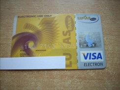 Credit Card No 4!!! Poland!!! - Geldkarten (Ablauf Min. 10 Jahre)
