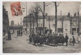 45 LOIRET - ORLEANS Place De La Bascule - Orleans