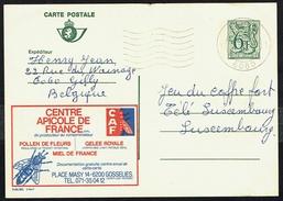 """CP Public. N° 2764 - """" CENTRE APICOLE DE FRANCE """" -  Circulé - Used - Gelaufen. - Publibels"""