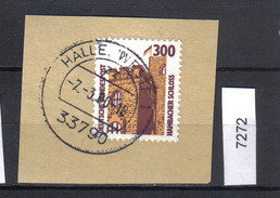 BRD Mi.1348A Stempel Halle Westf. 1