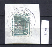 BRD Mi.1342A Stempel Hamm Westf 1
