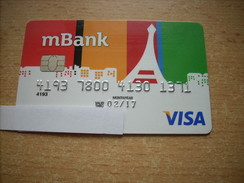 Credit Card No 12!!! Poland!!! - Cartes De Crédit (expiration Min. 10 Ans)