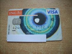 Credit Card No 14!!! Poland!!! - Geldkarten (Ablauf Min. 10 Jahre)