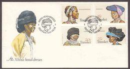 Transkei - 1981 - Headdress, Head-dresses, Headdresses Of Xhosa Women - FDC - Transkei