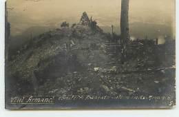 VIEIL ARMAND - Cimetière Français - Allemands - Monument - France