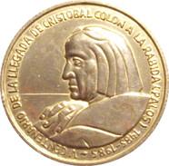 ESPAÑA. MEDALLA V CENTENARIO LLEGADA DE CRISTOBAL COLON A LA RABIDA (PALOS). 1.985. PLATA. ESPAGNE. SPAIN MEDAL - Firma's