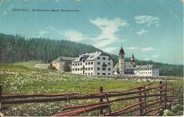 Nova Ponente (Bolzano, Alto Adige) Madonna Di Pietralba, Wallfahrtsort Maria Weissenstein - Bolzano (Bozen)