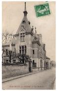 78 - VERNEUIL -- Le Manoir - Verneuil Sur Seine