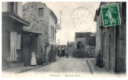 78 - VERNEUIL -- Grande Rue - Verneuil Sur Seine