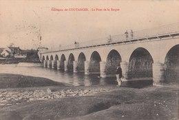 Environs De COUTANCES  ( 50 ) Le Pont De La Roque - Coutances