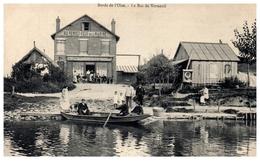 78 - VERNEUIL -- Le Bac - Verneuil Sur Seine