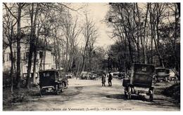 78 - VERNEUIL -- Le Bois - Le Père La Galette - Verneuil Sur Seine