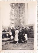 26139 Deux 2 Photo 22 Nef Abbaye Boquen -1937- Rennes 35 France - Lieux