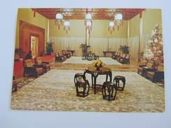 016B/ Grand Hotel Taiwan Chinese Style Reception 1988 - Taiwan