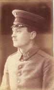 Photo 14-18 Un Officier Allemand (A168, Ww1, Wk 1) - Guerre 1914-18