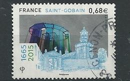 FRANCIA 2015 - Saint Gobain - Cachet Rond - France