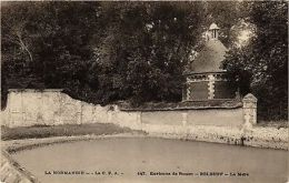 CPA Environs De Rouen-Belbeuf, La Mare (348044) - France