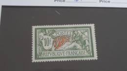 LOT 344702 TIMBRE DE FRANCE NEUF** N°207 VALEUR 340 EUROS