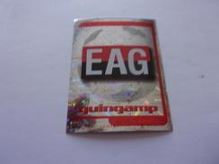 PANINI FOOT 2002 EAG :championnat De France D1 Et D2 N°71 Guingamp GUINGAMP - Panini