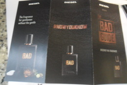 Diesel Bad Guide - Parfums & Beauté