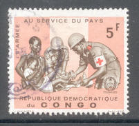 Kongo ( Kinshasa ) 1965 - Michel Nr. 246 O - Dem. Republik Kongo (1964-71)
