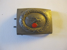 Boucle De Ceinturon LW  WWII - 1939-45