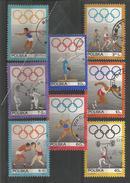 Sports - Boxe - Disque - Javelot - Escrime - Haltères - Gymnastique - Course - Non Classificati