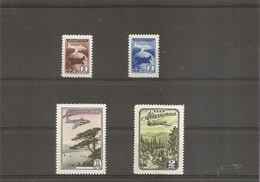 Russie ( PA 98/101 XXX -MNH)