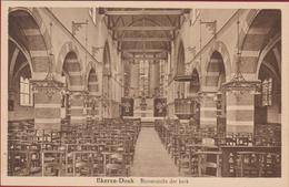 Ekeren Donk Binnenzicht Der Kerk (In Zeer Goede Staat) - Antwerpen