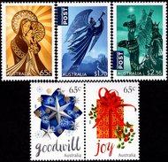 Australia - 2016 - Christmas - Mint Stamp Set - 2010-... Elizabeth II