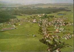 Bad Grönenbach, Luftbild 1954 - Memmingen