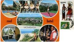 KENYA  KENIA  MOMBASA  Reef Hotel  Nice Stamps - Kenia