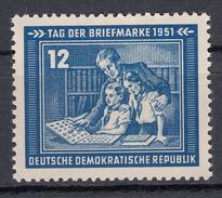 DDR - 1951 - Mi. 295 ** - Nuevos
