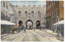 The Bargate (South), Southampton - Unused - 1918 Or Earlier - Southampton