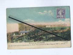 CPA - Environs De Dourbies - Le Plus Haut Point Du Département Du Gard,l'observatoire Du Mont Aigoual - Rochefort-du-Gard