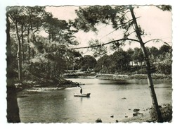 14889      CPM LOCTUDY  : L'Anse Du Suler  , Carte Photo 1947    ACHAT DIRECT !! - Loctudy