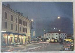 QUISTELLO (MANTOVA) - PIAZZALE PIGNATTI - NOTTURNO - Mantova