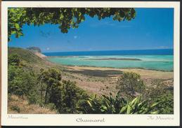 °°° 1179 - MAURITIUS - LA TERRASSE DU RESTAURANT LE CHAMAREL - With Stamps °°° - Mauritius