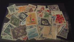 YOUGOSLAVIE - LOT 100 TIMBRES (Tous Différents) - Oblitérés - Stamps