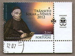 Portugal Stamps - Venus Solar Transit 2012 - Used