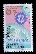 Europa CEPT Turquie 2005 Y&T N°3214 - Michel N°3489 Oblitéré - Used - Gestempelt - 50 Ans EUROPA - 2005