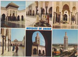 AFRIQUE DE L´OUEST,Sénégal,prés Guinée,DAKAR,TEMPLE,MOSQUEE - Sénégal