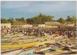 AFRIQUE DE L´OUEST,Sénégal,prés Guinée,SOUMBEDIOUNE,DAKAR,COURSE - Sénégal
