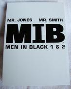 Dvd Zone 2 Men In Black 1 & 2 (2002) Édition Deluxe Limitée Vf+Vostfr - Sciences-Fictions Et Fantaisie